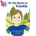 【中商海外直订】Hi, My Name is Frankie