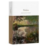 瓦尔登湖Walden(全英文原版,全球畅销160年,央视《朗读者》推荐,世界经典英文名著文库,精装珍藏本)【果麦经典】