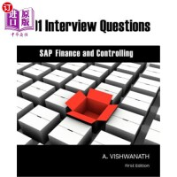 【中商海外直订】201 Interview Questions - SAP Finance and Controlli