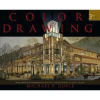【预订】Color Drawing: Design Drawing Skills and Techniques for