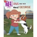 【中商海外直订】Dana and Her Best Friend George
