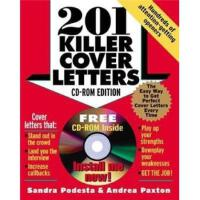 201KillerCoverLetters-TheCD-RomEditionMcgraw-Hill97800714132