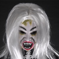 20191127080654401�f圣�整人道具化�y舞��乳�z面具恐怖多款白�l魔女面具�子面具