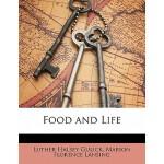 【预订】Food and Life