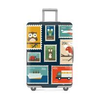 拉杆箱外套袋 拉杆箱外套24寸保护套行李箱袋子套罩旅行箱子套耐磨加厚托运