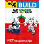 【预订】How to Build Easy Creations with Lego Bricks