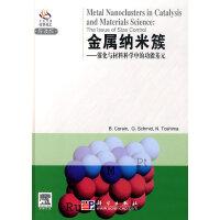 金属纳米簇―催化与材料科学中的功能基元(导读版)