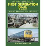 【预订】British Railway First Generation DMUs: For the Modeller