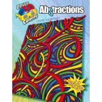 3-D Coloring Book--Abstractions