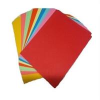 A4彩色纸 100张一包 18元 /1包 80克彩色纸 压花器*纸 A4彩色纸