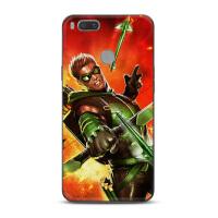 手机黑壳红米note4x高配保护套DC漫画英雄绿箭侠创意潮男女