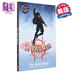 【中商原版】蜘蛛侠:平行宇宙新纪元电影小说 英文原版 Spider-Man:Into the Spider-Verse