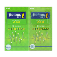 [当当自营]杰士邦避孕套安全套 动感薄超值组合18只超薄超滑成人用品