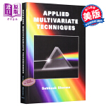 【中商海外直订】Applied Multivariate Techniques