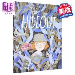 【中商原版】Felicita Sala:汉娜的秘密基地 The Hideout 名家绘本 故事书 亲子绘本 绘本图画书
