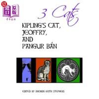 【中商海外直订】Kipling's Cat, Jeoffry, and Pangur Ban