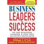 【预订】Business Leaders & Success: 55 Top Business Leaders & H