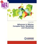 【中商海外直订】Advances in Mining Complex Data: Modeling and Clust