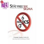 【中商海外直订】Stat Free Six SIGMA: Focusing on Intent for Quick R