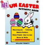 【中商海外直订】Fun Easter Activity Book: Brain Games and Creativit