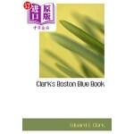 【中商海外直订】Clark's Boston Blue Book