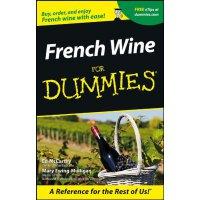 英文原版 法国葡萄酒傻瓜书 French Wine for Dummies