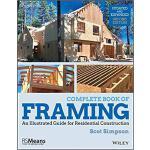 【预订】Complete Book Of Framing: An Illustrated Guide For Resi