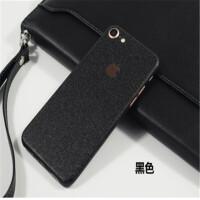 iphone7全包磨砂�W�c�N�后背膜�O果8�N膜6splus彩膜背�NiPhonex