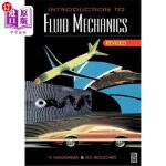 【中商海外直订】Introduction to Fluid Mechanics
