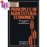 【中商海外直订】Principles of Agricultural Economics: Markets and P