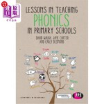 【中商海外直订】Lessons in Teaching Phonics in Primary Schools