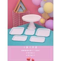 生日派对甜品台装饰用品摆件宝宝满月周岁生日布置聚会蛋糕架