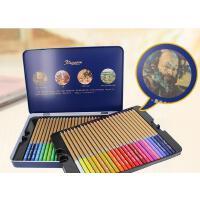 中华牌油性彩色绘画铅笔9022铁盒装/9023纸盒24/36/48色 涂鸦铅笔填色书涂色书彩铅 彩铅画笔
