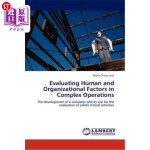 【中商海外直订】Evaluating Human and Organizational Factors in Comp