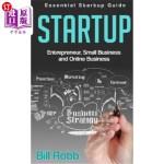 【中商海外直订】Startup: Essential Startup Guide - Entrepreneur, Sm