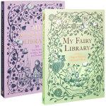 【现货包邮】 My Fairy and Miniature Library 迷你图书馆 两册套装 手工制作可爱可读小书