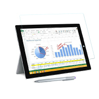 微软Surface Pro5/6 钢化膜Surface Pro4 RT3 平板电脑贴膜保护膜