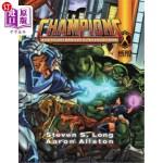 【中商海外直订】Champions: The Super Roleplaying Game