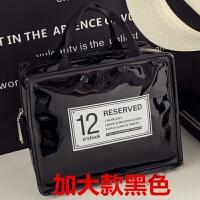饭盒袋保温袋饭盒包便当包手提袋带饭包手提包防水便当袋帆布拎大 大号