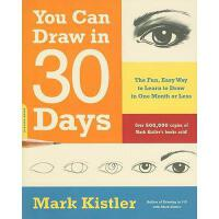【现货】 You Can Draw in 30 Days: The Fun, Easy Way to Learn to