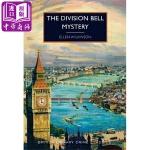 【中商原版】分裂的钟声神秘案件(大英图书馆犯罪小说经典)英文原版 The Division Bell Mystery