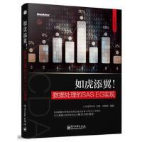【旧书二手书9成新】CDA数据分析师系列丛书 如虎添翼!数据处理的SAS EG实现 人大经济论坛 9787121252