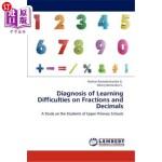 【中商海外直订】Diagnosis of Learning Difficulties on Fractions and