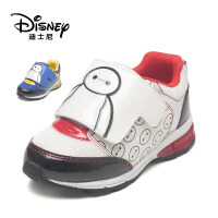 【达芙妮年货节】迪士尼 秋季时尚休闲童鞋魔术贴儿童男鞋