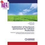 【中商海外直订】Exploitation of Saccharum Spontaneum for Cellulase