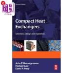 【中商海外直订】Compact Heat Exchangers: Selection, Design and Oper