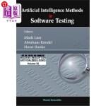 【中商海外直订】Artificial Intelligence Methods in Software Testing