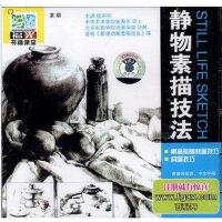 【商城正版】绘画技法名家讲学: 静物素描技法(1VCD)