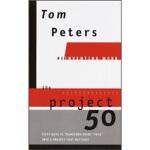 Project 50 Tom Peters(汤姆・彼得斯) Knopf