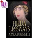 【中商海外直订】Hilda Lessways